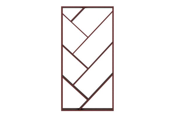 Книжная полка «Косая»